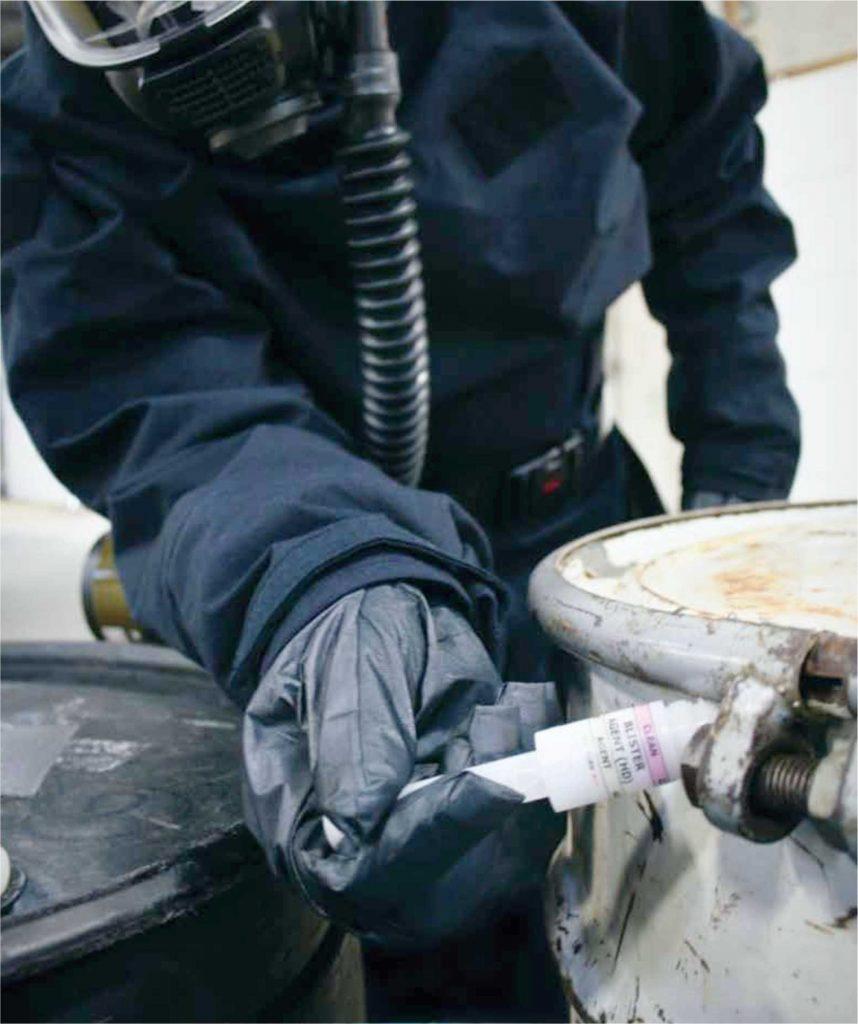 FIDO C1 Chemical Agent Detection Kit