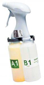 FIDO C2 Reveals Chemical Agent Contamination