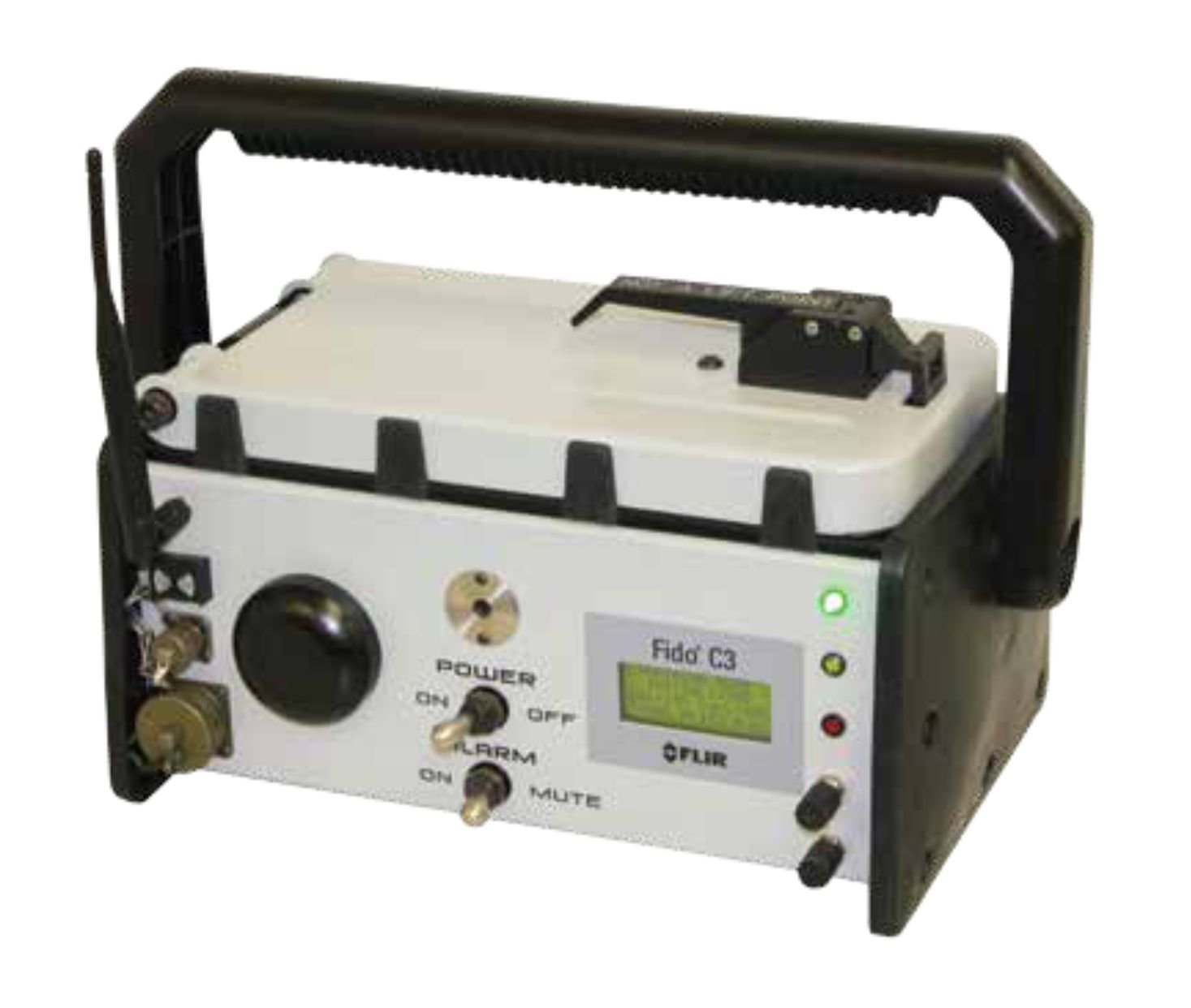 FIDO C3 Continuous Chemical Air Monitoring