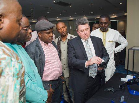 CBRNE Seminar Abuja 2016 FLIR FIDO X2 Ultra lightweight Explosive Detector