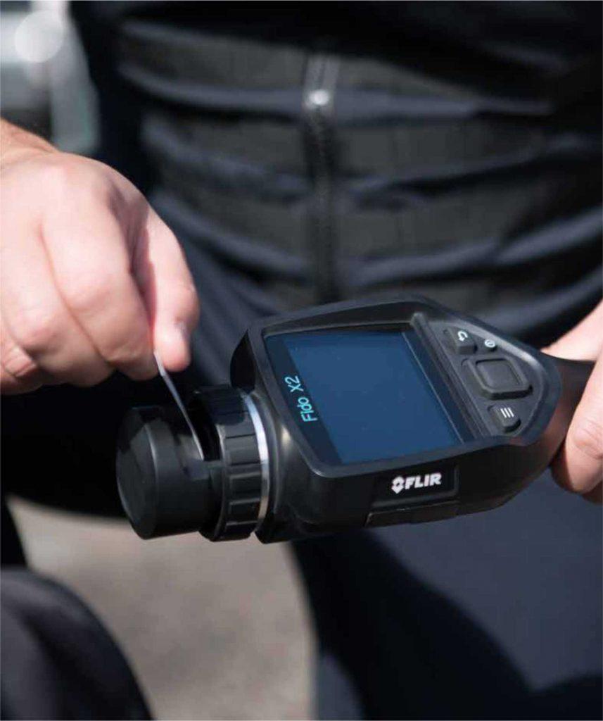 FIDO X2 Ultra-Lightweight Explosives Trace Detector